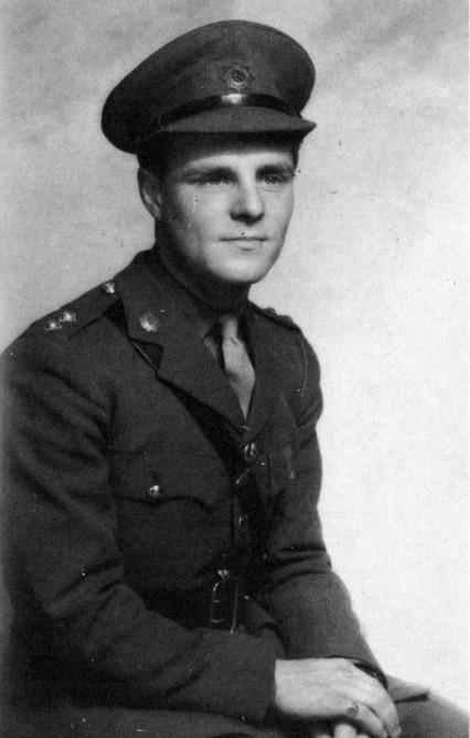 Lieutenant Henderson, 1942