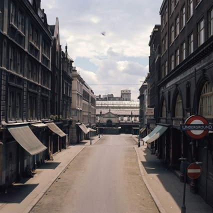 Covent Garden in 1974. By Clive Boursnell