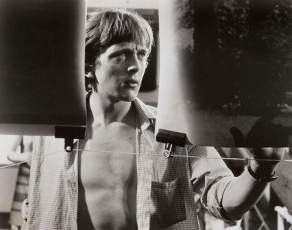 David Hemmings in a scene from Blow-Up