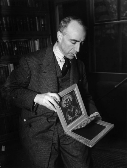 Harry Price in 1932