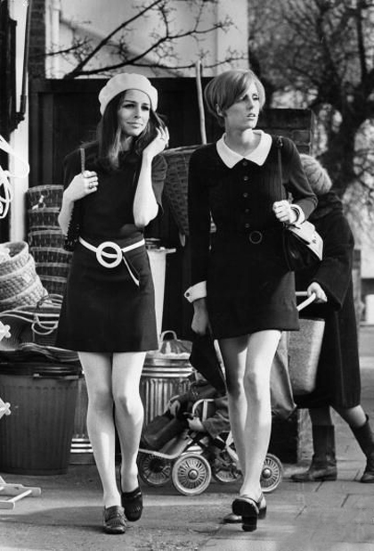 Mary Quant The Miniskirt And The Chelsea Palace On The King S Road Another Nickel In The Machine