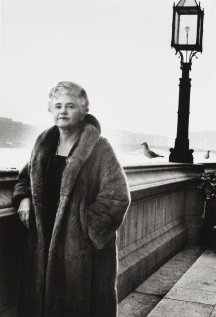 Jennie Lee in 1965 by Michael Peto.
