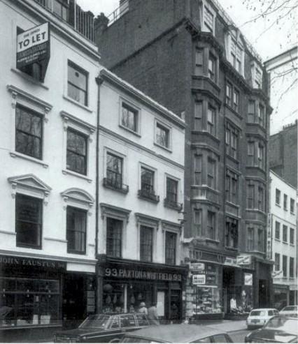 The Savoy Turkish Baths In Jermyn Street