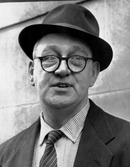 Kempton Bunton in 1965