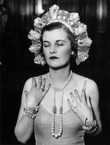Margaret Whigham aged 18