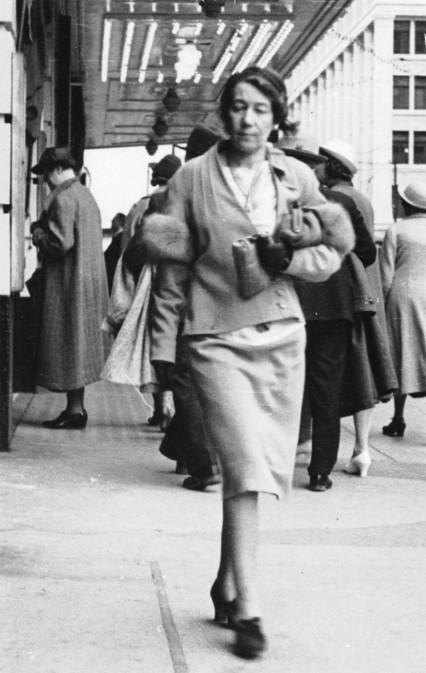 Sylvia Pankhurst c. 1934