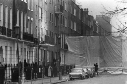 The Balcombe Street siege December 1975