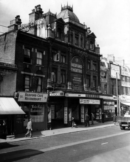 The Bedford Theatre in 1949