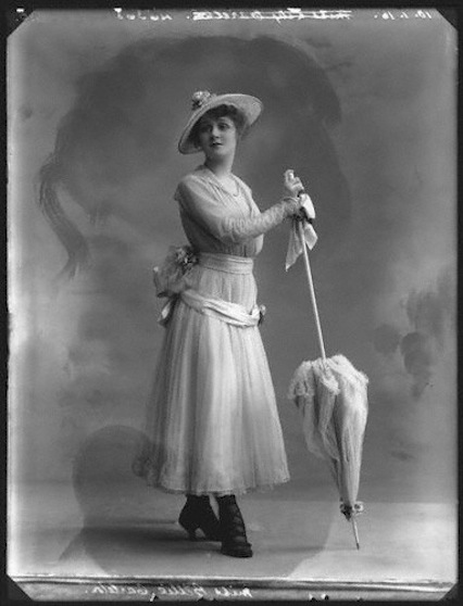 Billie Carlton in 1916