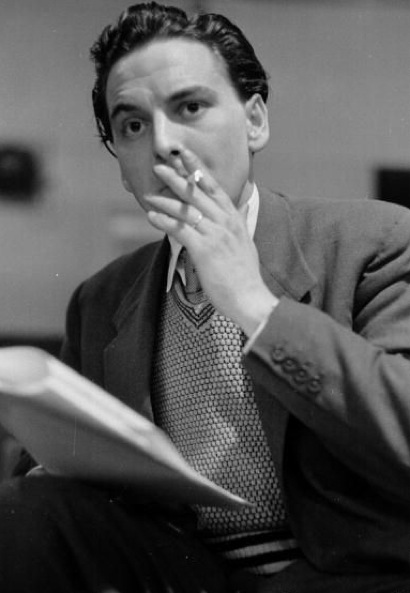 Bob Monkhouse in 1954