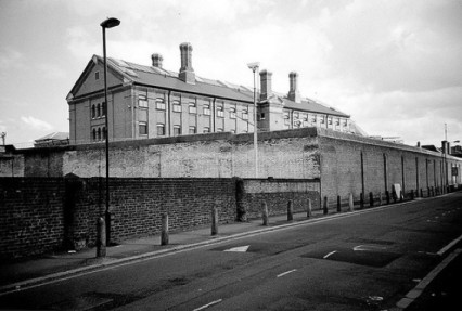 Brixton Prison today