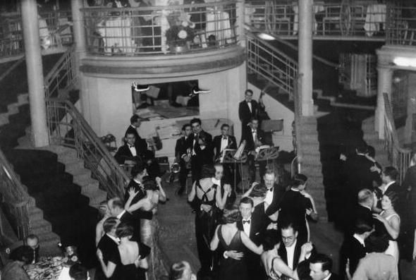 The Cafe De Paris The Trial Of Elvira Barney And The