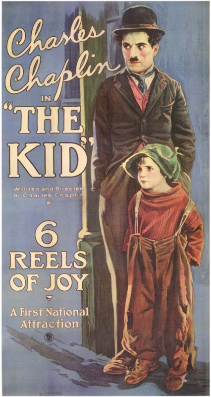 """Six Reels of Joy"" - The Kid released in 1921."