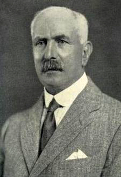 Chief Inspector Walter Dew