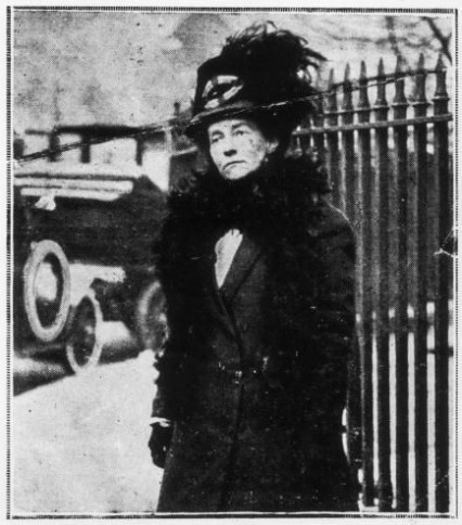 Emily Davison May 1913 - a month before she died