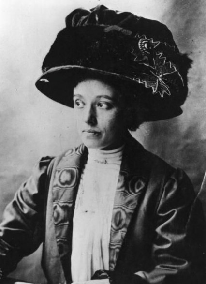Ethel Le Neve circa 1910