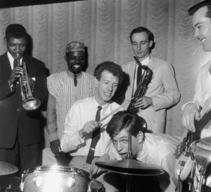 Georgie Fame and the Blue Flames at The Flamingo Club