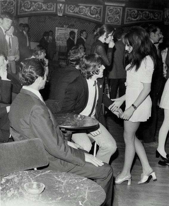 Crome 1971 london swingers
