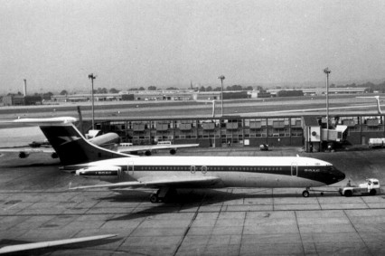 Heathrow in 1968