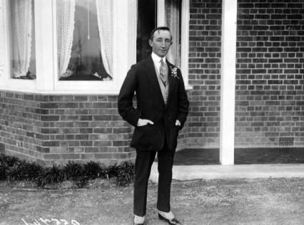 Herbert Jones in 1910