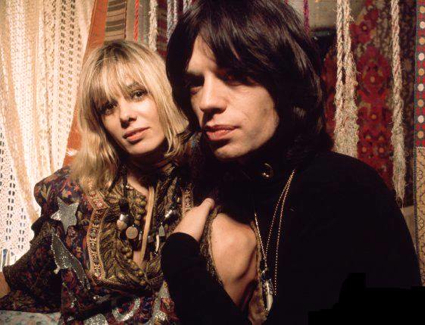 Pallenberg and Jagger