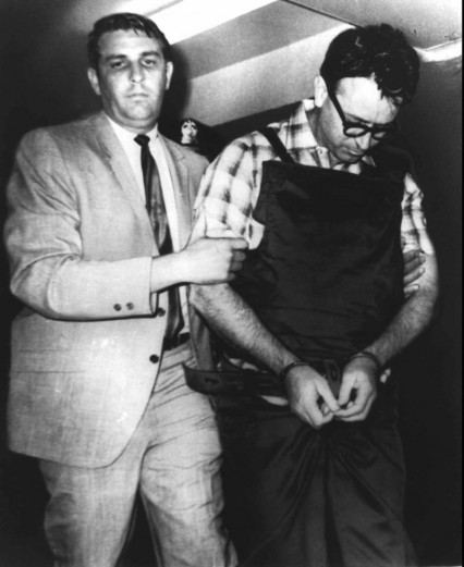 James Earl Ray back in America