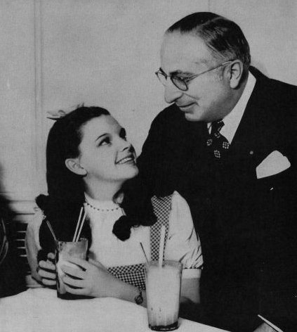 Louis B Mayer and his little hunchback