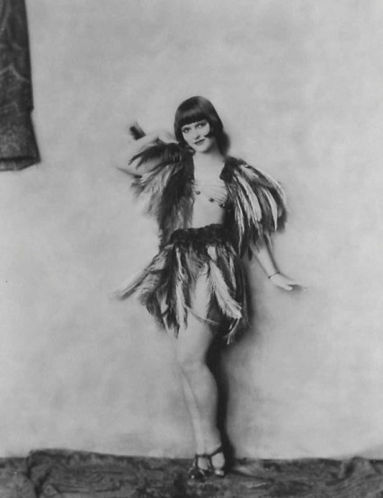 Louise Brooks in 1924