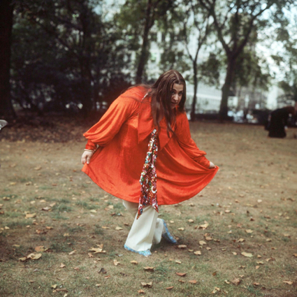 Mama Cass in Soho Square