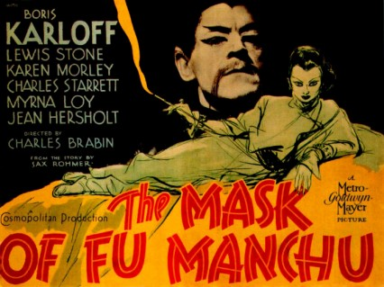 The Mask of Fu Manchu released in 1932