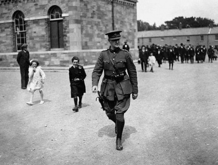 Commander in Chief Michael Collins, July 1922