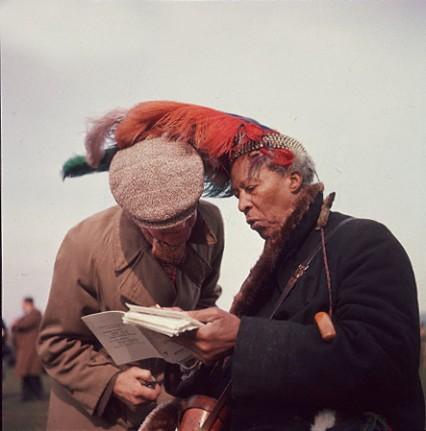 Monolulu in 1956