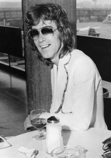 Ossie Clark in 1971