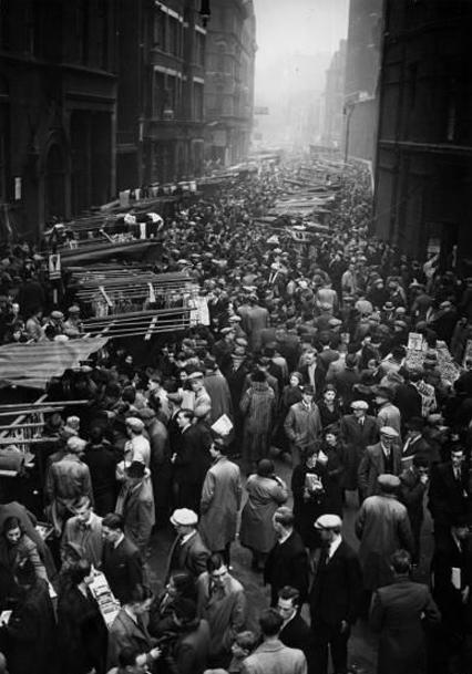 Petticoat Lane, 1938