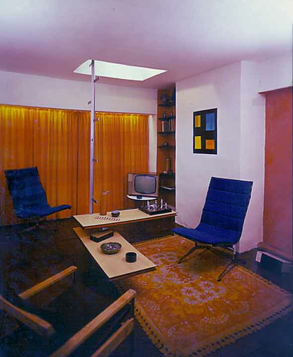 Robin Cruikshank interior