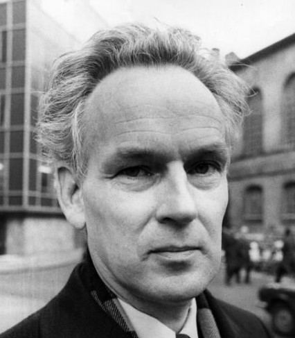 Ross McWhirter in the year he was murdered.