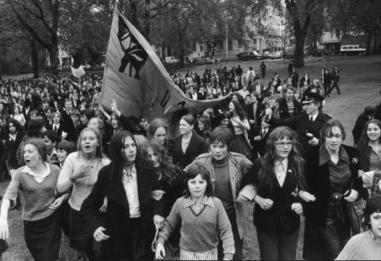 Speakers' corner, 17th May 1972