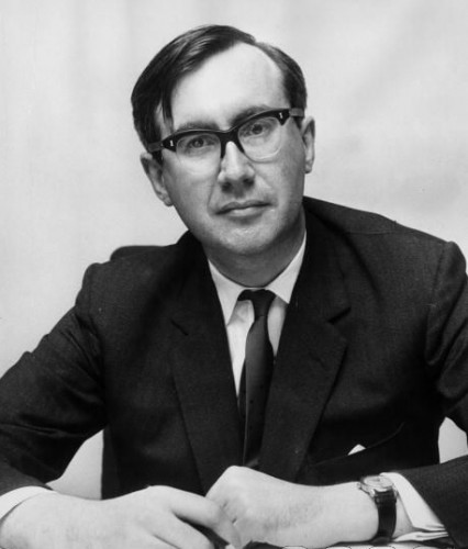 William Rees-Mogg in 1967